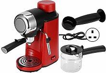 0.24L HighPressure Steam Coffee Maker Mini