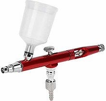 0.3mm Airbrush Tool, Double Action Art Airbrush