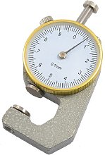 0 to 10mm Dial Indicator Pocket Thickness Gage