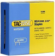 0380 Type 80 Box of 10,000 Staples 4mm for A8016V
