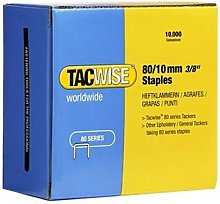 0383 Type 80 Box of 10,000 Staples 10mm for A8016V