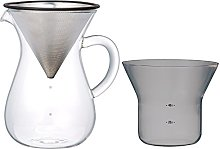 1.1 Liter Kinto Carafe Coffee Set with Strainer No