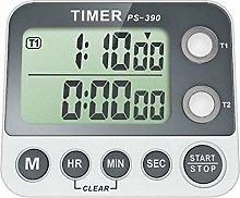 1/100 Centisecond Timer, Stopwatch Kitchen