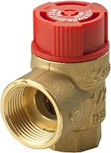 1/2' x 3/4' Safety Pressure Release Relief
