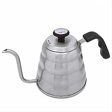 1.2L Coffee Kettle Gooseneck Spout Teapot with