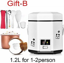 1.2L Portable Lunch Box Mini Electric Rice Cooker