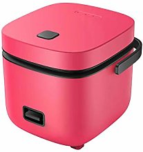 1.2L Rice Cooker with Steamer Non- Stick cooking,