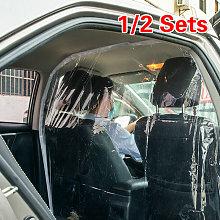 1.4x1.8M Universal Car Isolation Film Transparent
