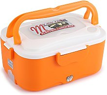 1.5L Car Electric Heating Lunch Box 12V/24V,