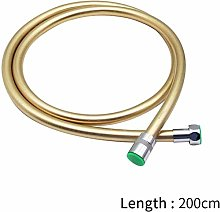 1.5m/2m Flexible and Smooth PVC Shower Hose