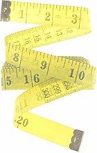 1.5m Body Measuring Ruler Sewing Tailor Tape