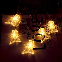 1.65M Mermaid LED Rope Lights,Decorative String
