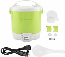 1.6L Mini Rice Cooker Steamer, 24V 180W Electric