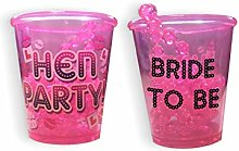 1 Bride to Be Shot Glass Hen Night Accessories,