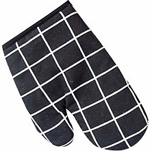 1 Cute Oven Gloves Heatresistant Microwave Oven