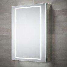 1-Door Mirrored Bathroom Cabinet 700mm H x 500mm W
