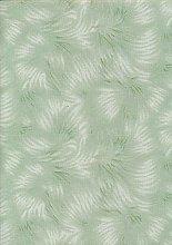 1 Fat Quarter (48cm x 55cm) Sage Green FF105 Col.3