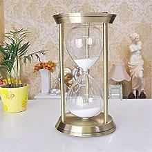 1 Hour High Quality Metal Big Hourglass Sand Timer