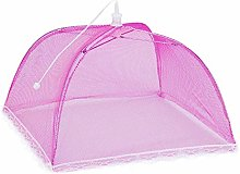 1 Large Pop-up Mesh Screen Protect Food Cover Tent