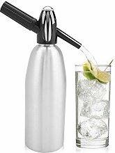 1 Liter Soda Maker Aluminum Soda Siphon Bottle
