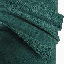 1 Metre | Bottle Green/Dark Green | Italian 100%