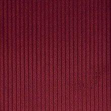 1 Metre | Burgandy | Italian 100% Cotton 8 WALE