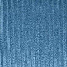 1 Metre | Denim Blue | Italian 100% Cotton 8 WALE