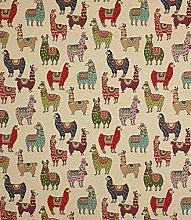 1 metre - Designer Alpacas Woven Heavyweight