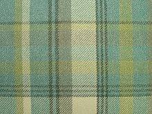 1 Metre Elgin Parisian Blue Wool Effect Washable