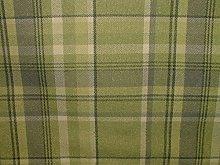 1 Metre Elgin Sage Green Wool Effect Washable
