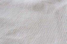 1 Metre   Light Grey   Italian 100% Cotton Needle