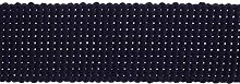 1 Metre Navy - Strong Cotton Canvas Webbing 30mm