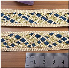 1 METRE UPHOLSTERY TRIMMING BRAID EDGING *22