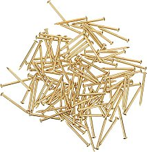 1 Pack 250g Copper Nails Carpenter Round Nails