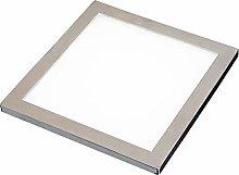 1 Pack | LED Under Cabinet Square Panel Spot Light