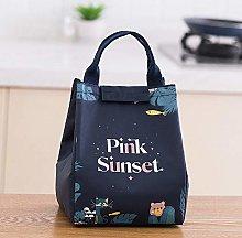 1 Pc Lunch Bag Women's Fresh Cool Bag