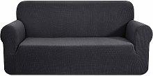 1 Piece Jacquard Sofa Covers Stretch Fabric Settee