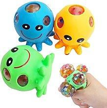 1 Piece Octopus Squeeze Fidget Toy Stress Reliever