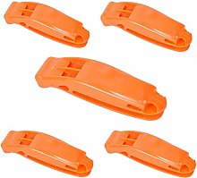 1 Piece Safety Whistles Survival Whistle Plastic