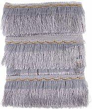 1 Roll Tassel Fashion Curtains Braid Trim Fringe