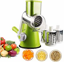 1 Set Manual Rotary Cheese Grater Vegetable