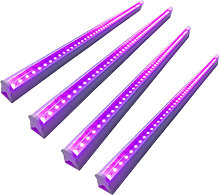 1 UV LED Bars 6W, 395nm LED Tube Black Light, DJ