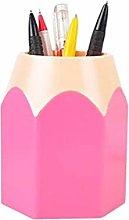 1 x Creative Pencil Tip Design Pen Holder Desk
