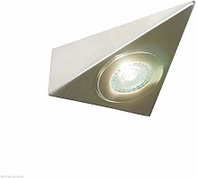 1 X Kitchen Under Cabinet Cupboard LED Triangle