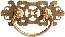 10.2 * 5.5cm Antique Brass Furniture Handle Drawer