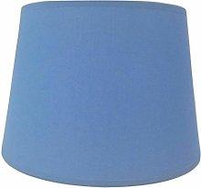10'' Empire Light Blue Cotton Fabric