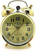 10 cm Retro Clock Wind-Up Alarm Clock Nostalgia