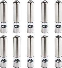10 electric salt and pepper grinder made of