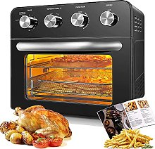 10-in-1 Air Fryer Oven, 23 L Convection Mini Oven
