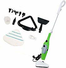 10-in-1 Multi Function Hot Steam Mop Cleaner Floor